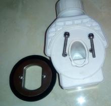 Сифон для слива душевой кабины Teuco